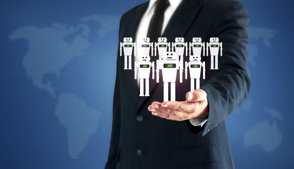 Robot Recruiting, Bewerbung, Bewerber, HR, Personalbeschaffung, Personaler, Personalabteilung, Algorithmus, Software, Stellenanzeigen, Bewerbung, Lebenslauf
