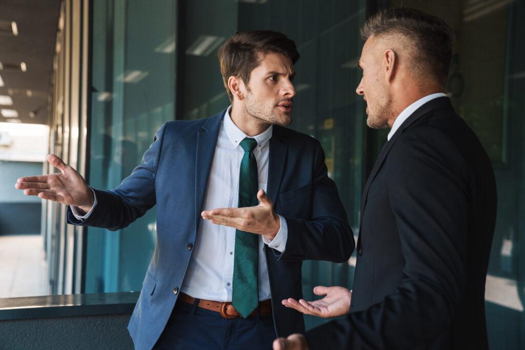 Konflikte im Büro, Konflikte lösen unter Mitarbeitern, Konfliktlösung, Konfliktmanagement