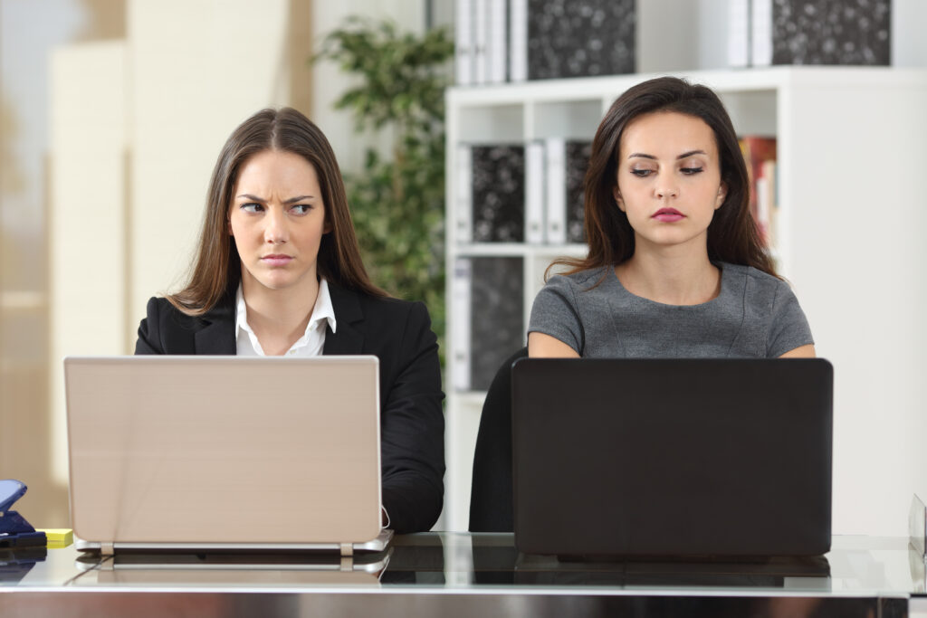 Konflikte im Büro, Konflikte lösen unter Mitarbeitern, Konfliktlösung, Konfliktmanagement, Rollenkonflikt, Rivalität am Arbeitsplatz