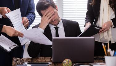 Psychische Belastungen und Burnout am Arbeitsplatz