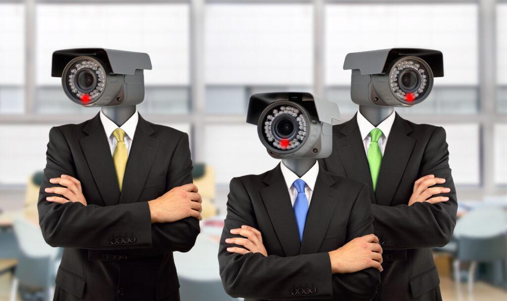 Videoüberwachung, Mitarbeiterüberwachung, Mitarbeiterkontrolle, Gesetze, Regeln, Arbeitnehmer, Mitarbeiter, Arbeitnehmer