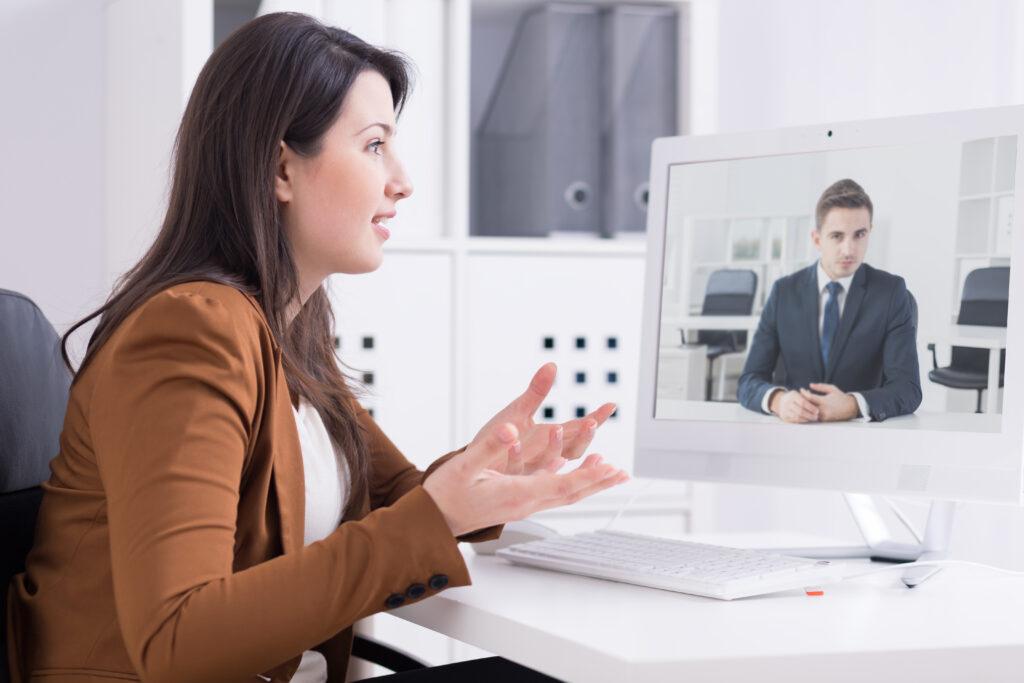 Video Echtzeitgespräche, aufgezeichnete Bewerbergespräche via Skype, Bewerbervideos, Online Recruitment, Online Recruiting