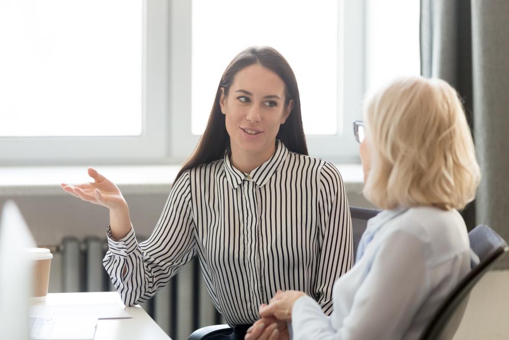 Frauen beraten Praktikumszeugnis, Inhalte Praktikumszeugnis