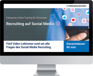 "Online Training: ""Recruiting auf Social Media"""