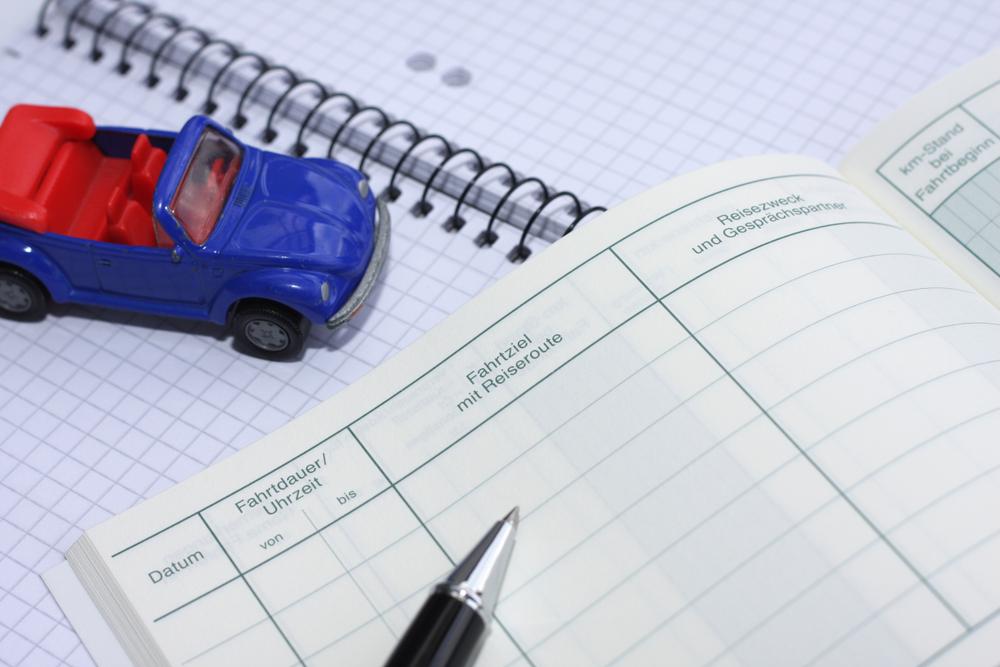 Fahrtenbuch Dienstwagen, Führung Fahrtenbuch, Prüfung Fahrtenbuch, Angaben im Fahrtenbuch, kontinuierliches Führen des Fahrtenbuchs