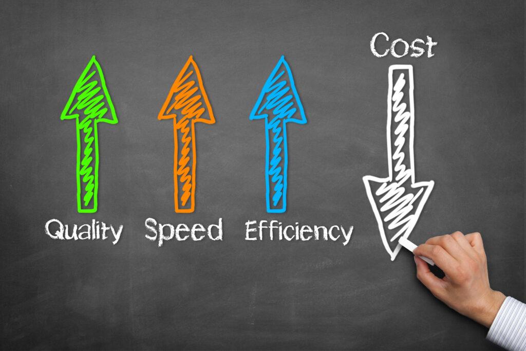Effizienz beim Personal ist wichtig, Personaleinsatzplanung, Personalbedarfsplanung, Personalbestandsplanung