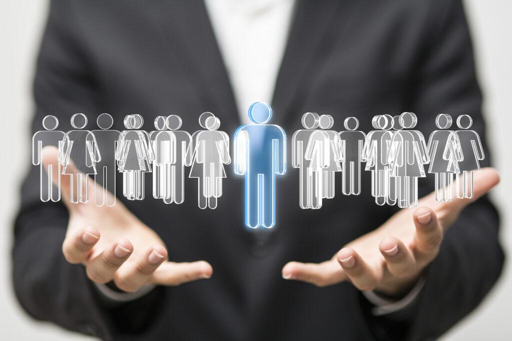 In der Personalplanung werden Stellen zu Stellenbündeln zusammengefasst