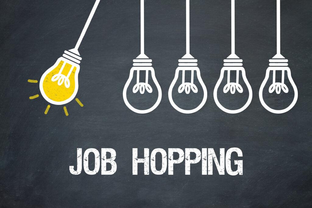 Job Hopping ist keine Neuheit