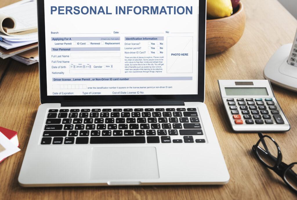 persönliche Informationen, Infos, Schutz, Datenschutz, Datensicherheit, Arbeitgeber, Unternehmen, Mitarbeiter, Arbeitnehmer