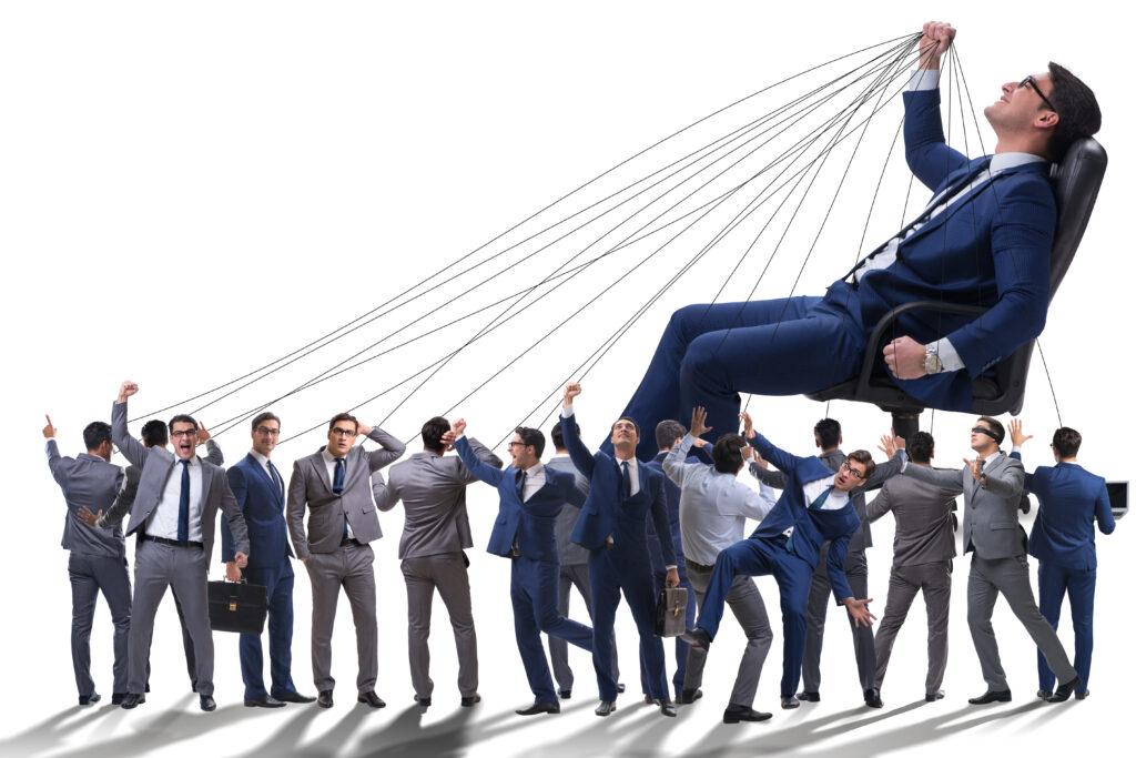 Autokratische Führung: Wie der Führungsstil den Erfolg des Unternehmens beeinflusst