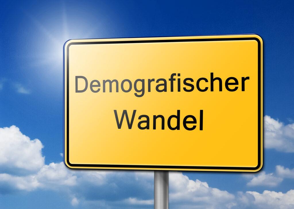 Demographie, Wandel, demografischer Wandel, Fachkräftemangel, Geburtenrate, Sterberate, Land, Stadt, Arbeitsplätze, Arbeitskräfte, Suche, Jobs