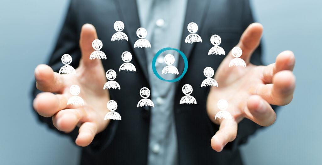 Recruiting, Mitarbeitergewinnung, War for Talents, Fachkräftemangel, Jobs, Arbeitgeber, HR, Arbeitnehmer
