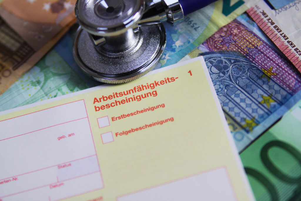 Entgeltfortzahlungsgesetz: Einkommenssicherung im Krankheitsfall