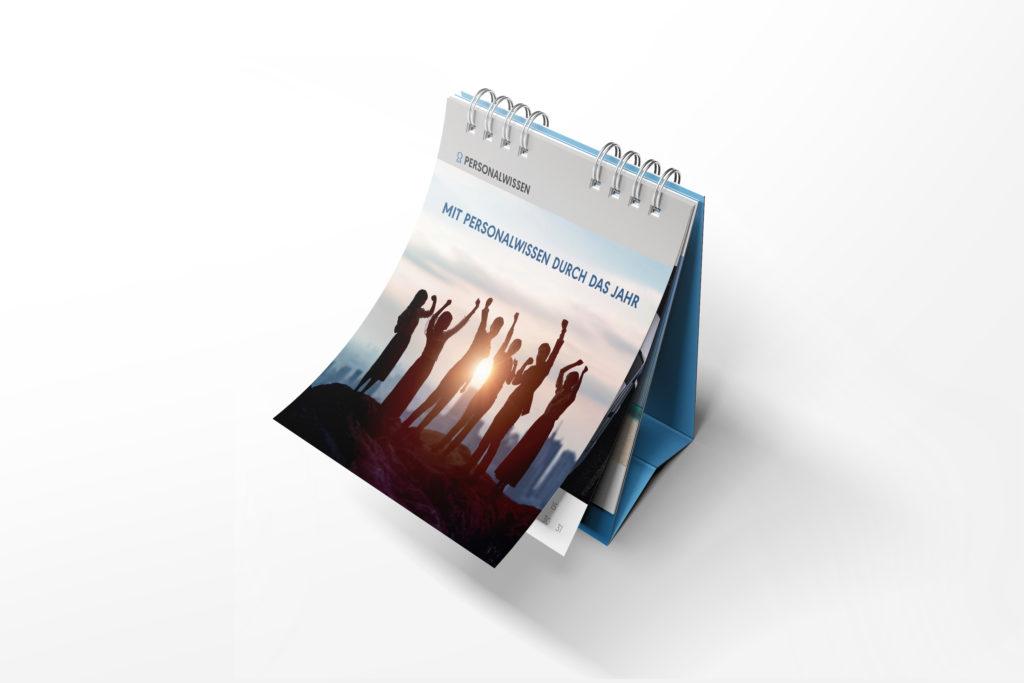 Personalwissen-Kalender