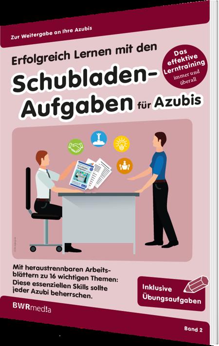 Schubladen-Aufgaben für Azubis – Band 2