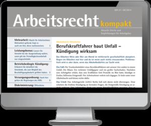 Arbeitsrecht kompakt online
