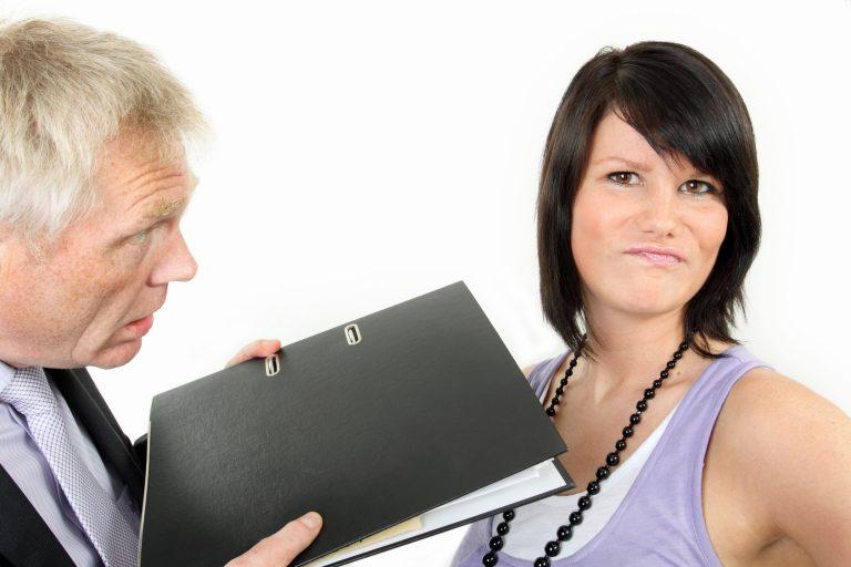 Arbeitsverweigerung: Wenn der Mitarbeiter die Arbeit verweigert