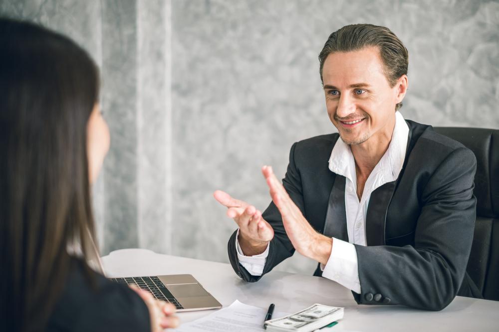 Beurteilungsgespräch