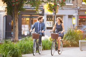 Mit dem Fahrrad zur Arbeit, Dienstrad, Dienstfahrrad, Regelungen zum Dienstrad