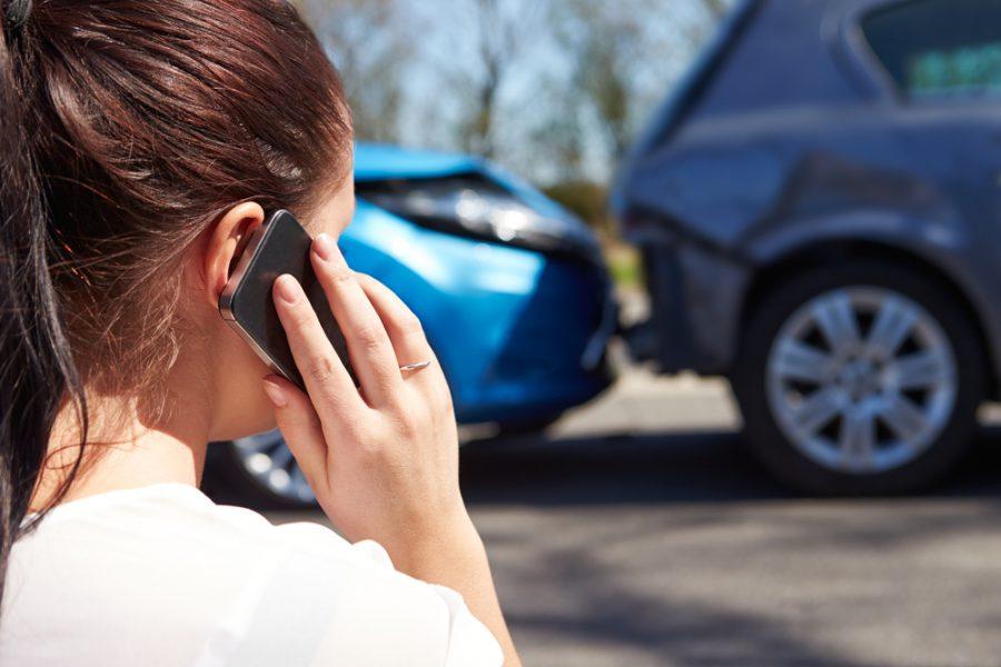 Autounfall mit Firmenwagen: Das müssen Sie wissen!