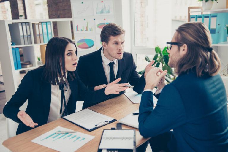 Konflikttypen im Fokus: Konflikte erkennen und kompetent lösen