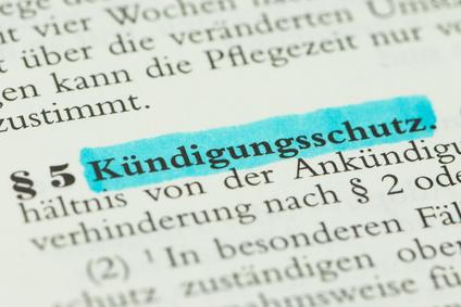 Alles zum Kündigungsschutzgesetz: Was Sie als Arbeitgeber wissen müssen