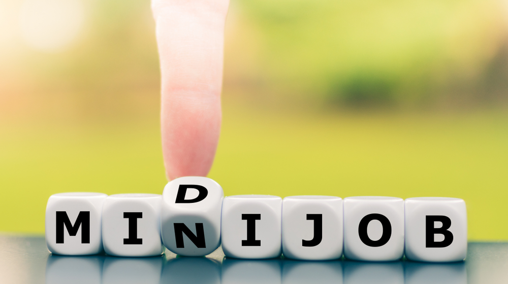 Midijob, Minijob, Unterschied Beschäftigungsarten, Sozialversicherung Minijob und Midijob, Minijobzentrale