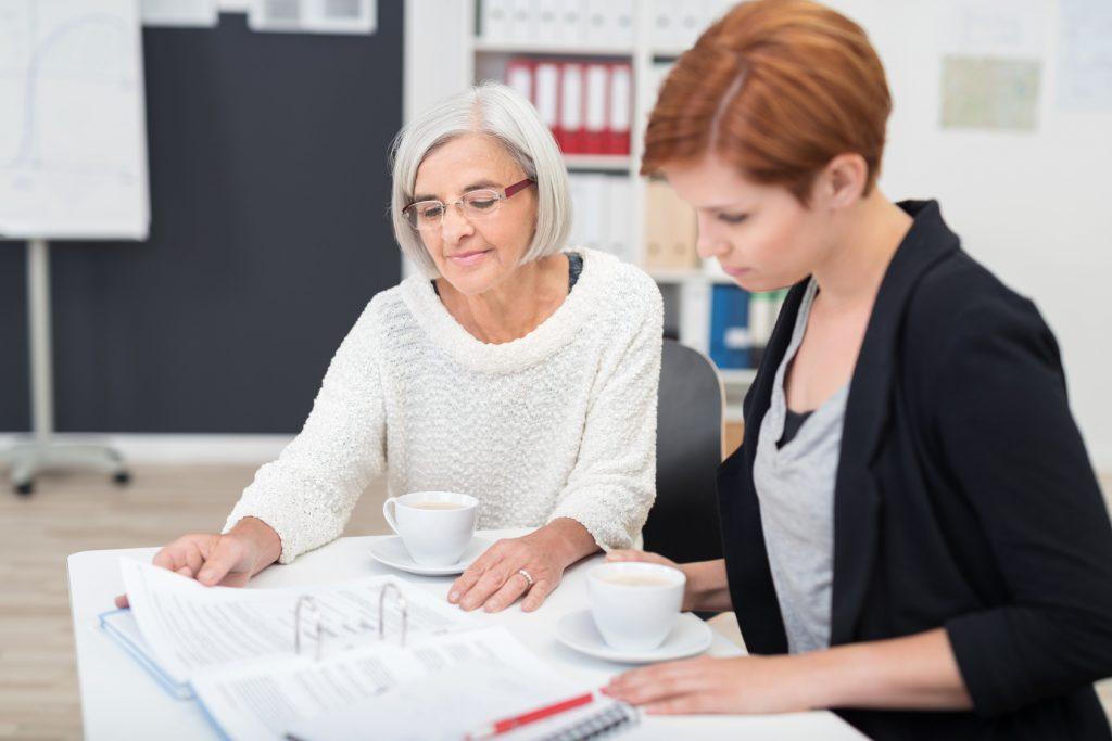 Motivation älterer Mitarbeiter