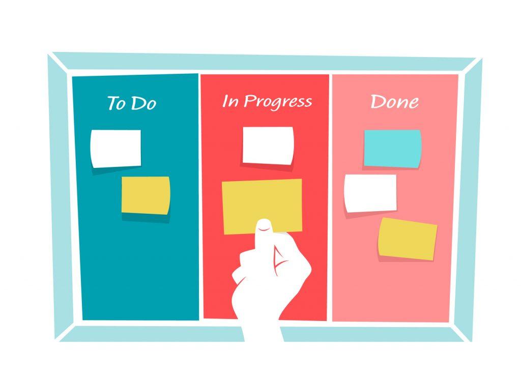 Projektmanagement, Scrum