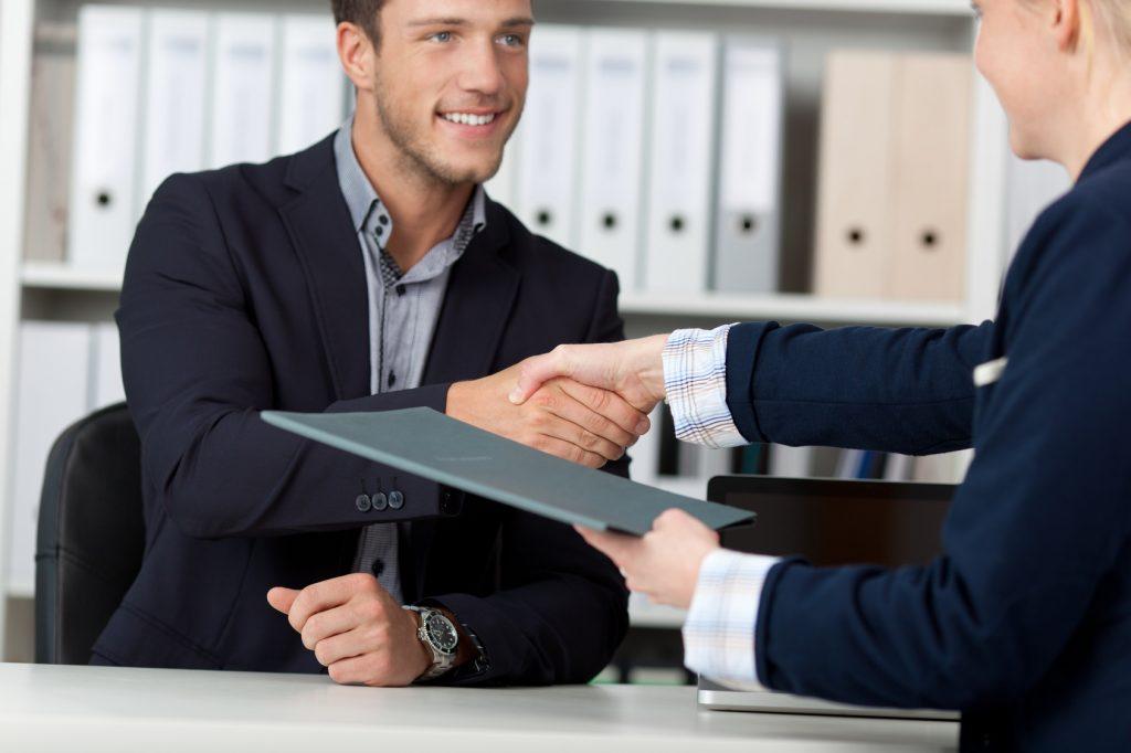 Recruiting im Bewerbermanagement