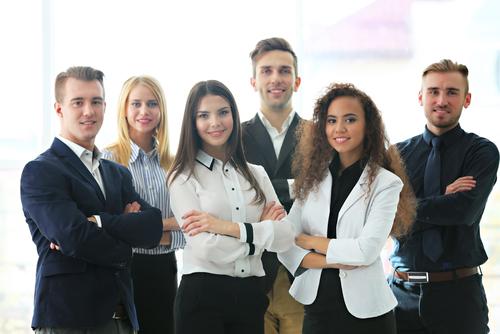 Azubis, Jugendliche, Beschäftigung