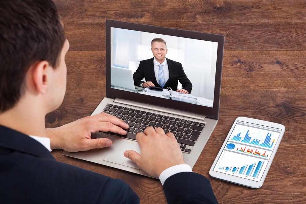 Video-Interview, Skype Interview, Video Bewerbungsgespräch, Vorstellungsgespräch per Microsoft Teams
