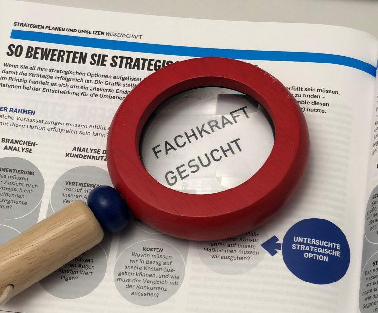 War for Talents: Fachkräftemangel in Deutschland