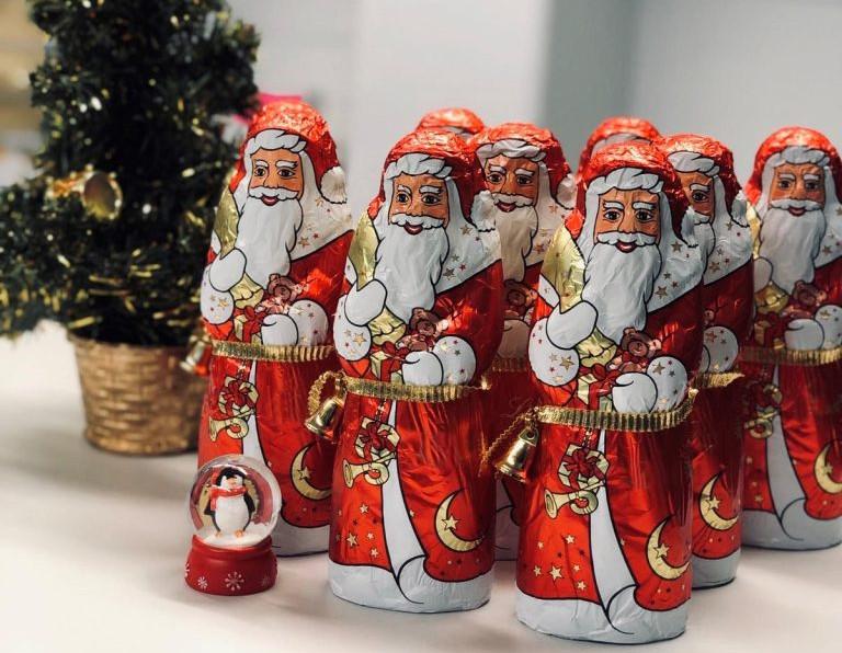 Weihnachtsgeschenke für Mitarbeiter und Kunden